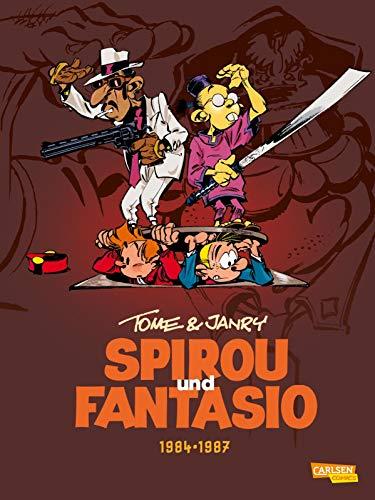 Spirou und Fantasio Gesamtausgabe 14: 1984-1987 (14)