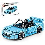 Trueornot Technik Bausteine Auto, 792stk Technic Sportwagen Modell Bauset Kompatibel mit Lego Technik
