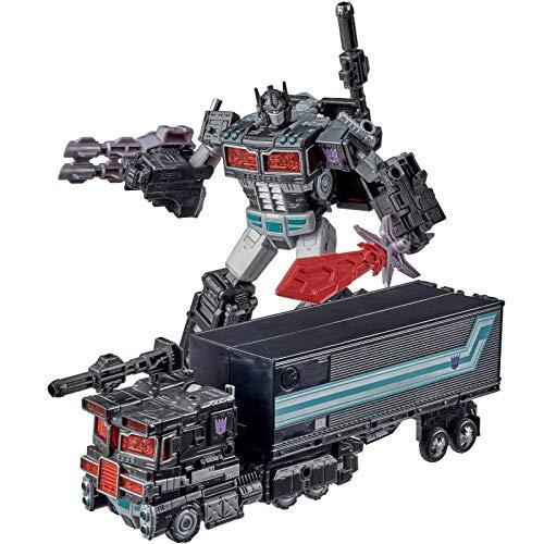 Hasbro Husbro Transformers Generations War for Cybertron: Nemesis Prime Spoiler Pack, F04895L0