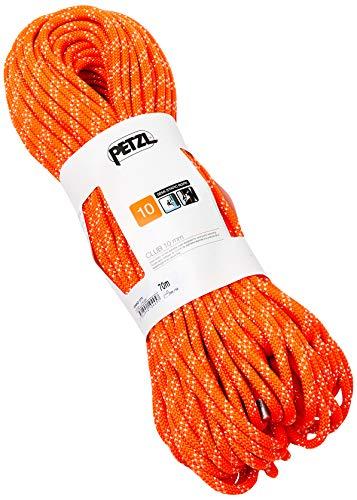 Cuerda semi-estática con un diámetro de 10 mm Diseñada para la espeleología y barranquismo Cuenta con el tratamiento EverFlex Permite un control optimo del descenso