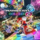 Super Mario - Poster 3D Kart 8 Deluxe