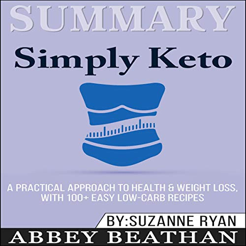 Summary of Simply Keto cover art