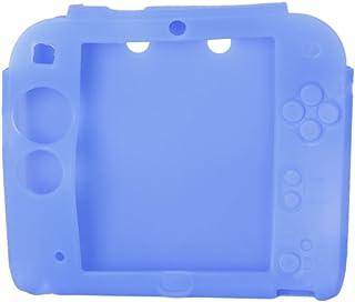Generic Protective Silicone Case Cover for Nintendo 2DS---Blue [Importación Inglesa]