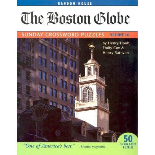 Boston Globe Crossword: Amazon com