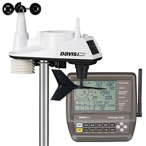 Davis Instruments Vantage Vue DAV-6250EU Funk-Wetterstation