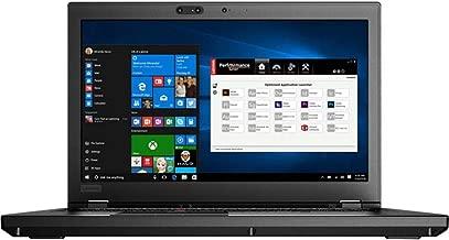 Lenovo ThinkPad P52s 20M9000FUS Laptop (Windows 10 Pro 64-bit, Intel Core i7-8750H, 15.6