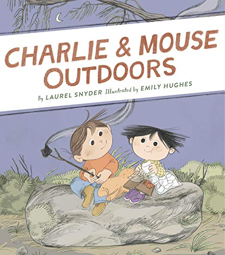 Charlie & Mouse Outdoors: Book 4 (English Edition)