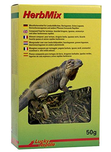 Lucky Reptile Herb Mix 50 g, Kräutermischung für Pflanzenfresser