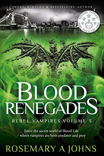 Book: Blood Renegades (Rebel Vampires Book 3)