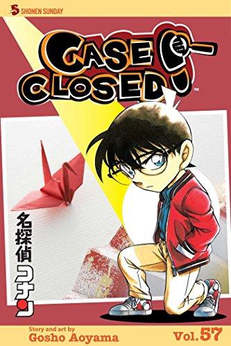 Case Closed Volume 57