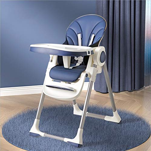 ZHSGV Baby dining chair, baby dining car, children's household multifunctional foldable sitting and lying portable eating table, child seat, bed (Size : 2)
