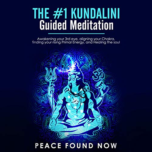 The #1 Kundalini Guided Meditation audiobook cover art