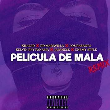 Película de Mala Remix