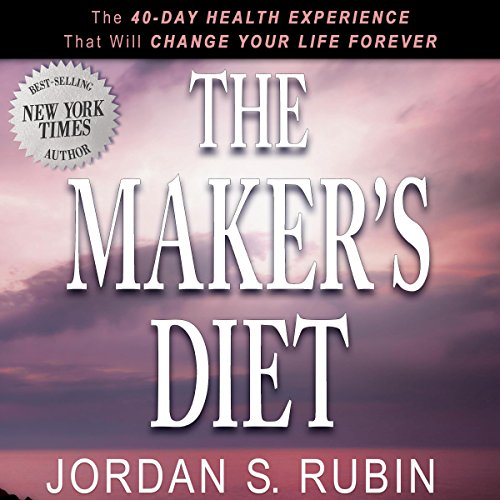 The Maker's Diet cover art