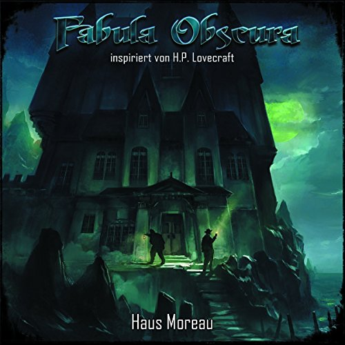 Haus Moreau audiobook cover art