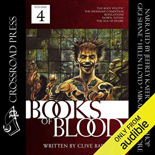 The Books of Blood: Volume 4 Titelbild