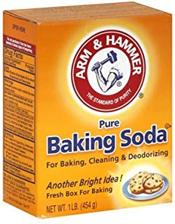 Vitacost Brand HB14825 Arm & Hammer baking soda orange