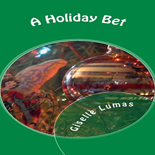 A Holiday Bet audiobook cover art