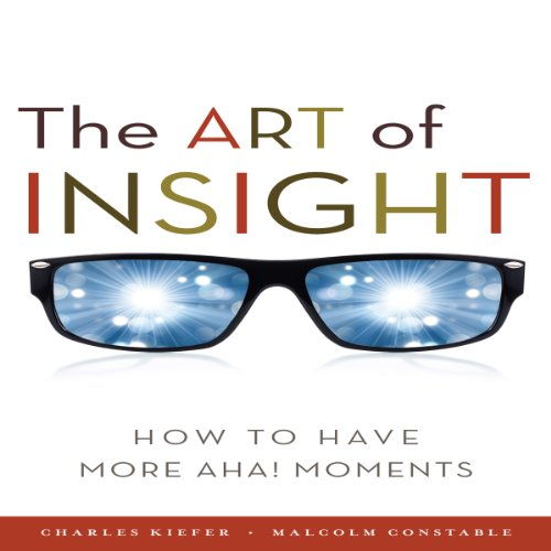The Art of Insight audiobook cover art