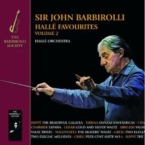 Halle:Favourites-Vol.2 [Barbir