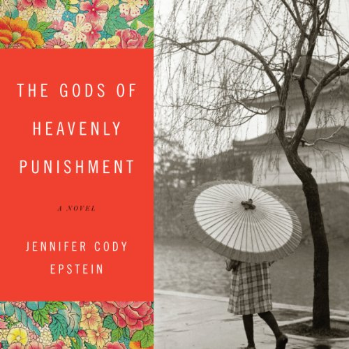 The Gods of Heavenly Punishment audiobook cover art