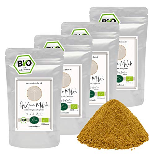 Azafran BIO Goldene Milch | Golden Milk | bePeerless by Mandy-Kay Bart 1kg