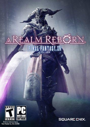 Square Enix Final Fantasy XIV A Realm Reborn, PC - Juego (PC)
