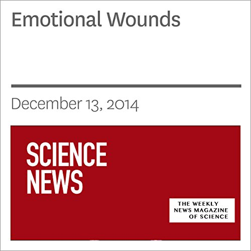 Emotional Wounds audiobook cover art
