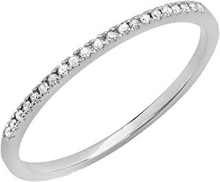 Best plain white gold wedding band womens Reviews