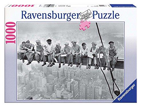 La Hora del Almuerzo, 1932, Puzzle de 1000 Piezas (15618 4)