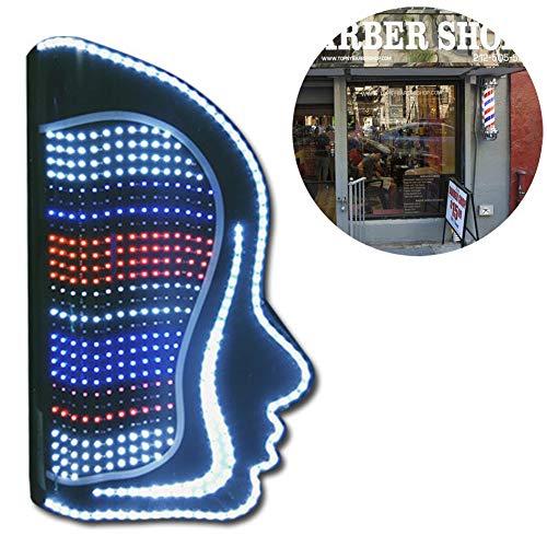 YMN Super Heldere Haar Salon Lamp, met 2835 Patch Lamp Kralen Outdoor Waterproof, voor Professionele Barber Shop.