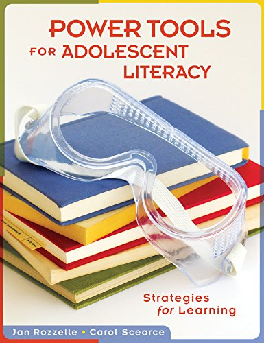Compare Textbook Prices for Power Tools for Adolescent Literacy: Strategies for Learning Activities and Games for the Classroom Illustrated Edition ISBN 9781934009352 by Jan Rozzelle,Carol Scearce