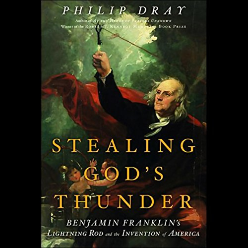 Stealing God's Thunder audiobook cover art