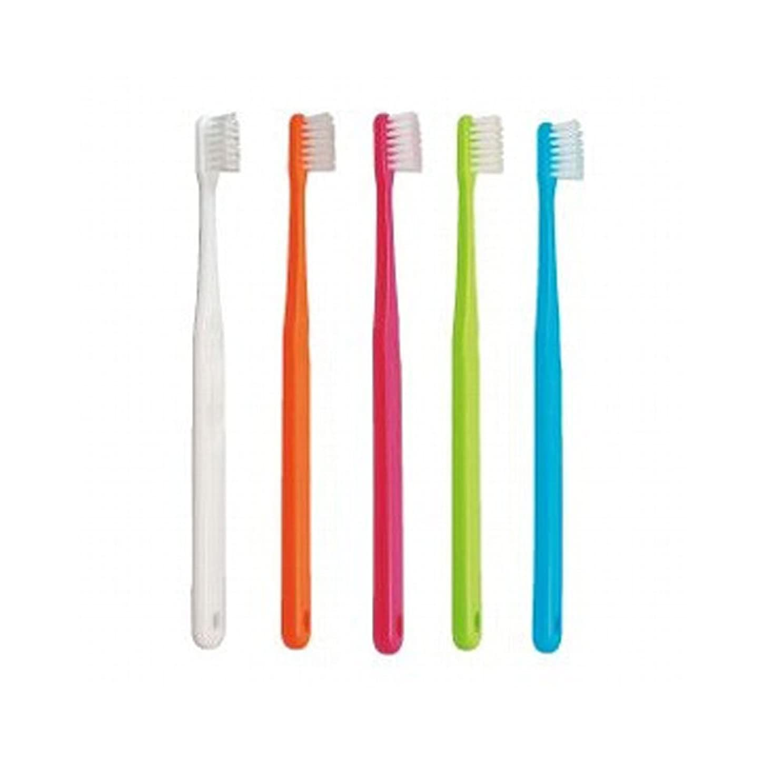 メダリストみがきます連続した【Ci/シーアイ】【歯科用】Ci703 25本【歯ブラシ】【やわらかめ】【極薄ヘッド】ハンドルカラー5色選択不可