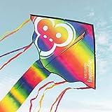 Skymonkey Smartglider cometa para niños, cometa de viento ligero - 130cm