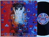 "Paul McCartney Tug Of War 12"" LP Parlophone UK Press"