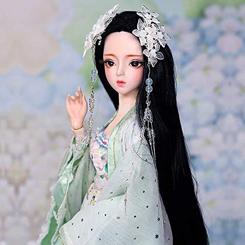 Anabei 60 cm traje muñeca Dressup bjd muñeca niña juguete