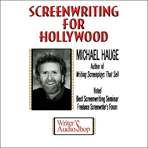 Screenwriting for Hollywood audiobook cover art