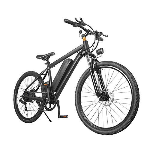 Bicicletas Electricas de Montana Hombre Adultos E-Bike MTB Ciudad 7 Velocidad 350W...