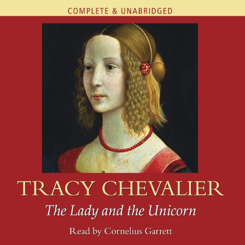 The Lady and the Unicorn audiobook cover art
