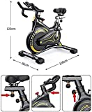 Zoom IMG-1 wgfgxq cyclette indoor resistenza magnetica