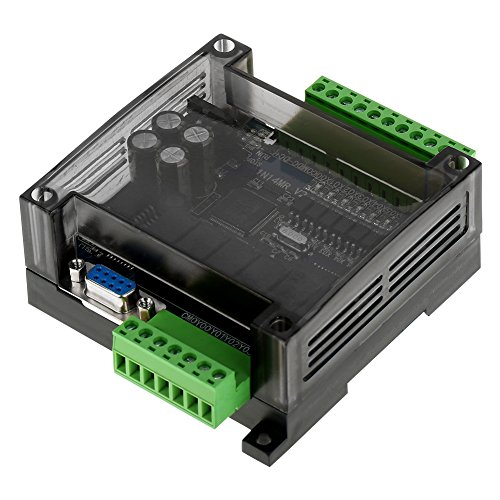 24V PLC-Steuerprogrammierbare Logiksteuerung DC24V FX1N-14MR industrielle Steuerkarte PLC-programmierbarer Logikprüfrelais-Ausgang