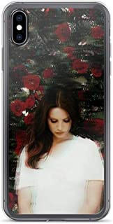 rebecc Lana Del Rey Case Cover Compatible for iPhone (Xs Max)