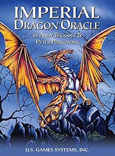 Imperial Dragon Oracle [With Booklet]   [TAROT DECK-IMPERIAL DRAGO-22PK] [Other]