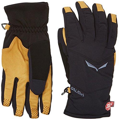 Salewa SESVENNA (ALPHUB) WS/PRL Gloves Handschuhe, Black Out, S