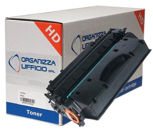 HP CF280X Toner schwarz kompatibel für HP Laserjet PRO 400 M401A, M401DN, M401dw, M401N MFP, M425DN, M425DW, 6.900 Seiten