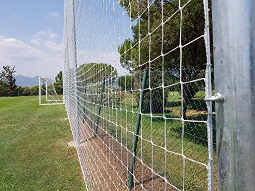 EL REMITGER Red Futbol Proteccion 2M X 6M Col Blanco