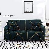 L.TSA Protectores de sofá Antideslizantes para Perros, Fundas elásticas elásticas para sofá, Funda seccional para sofá, Funda de sillón en Forma de L-9_2pcs_Funda de Almohada, Fundas de sofá elást