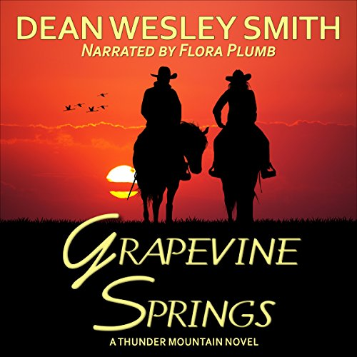Grapevine Springs audiobook cover art