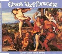 Mmm Mmm Mmm Mmm / Superman's Song by Crash Test Dummies (1994-01-17)